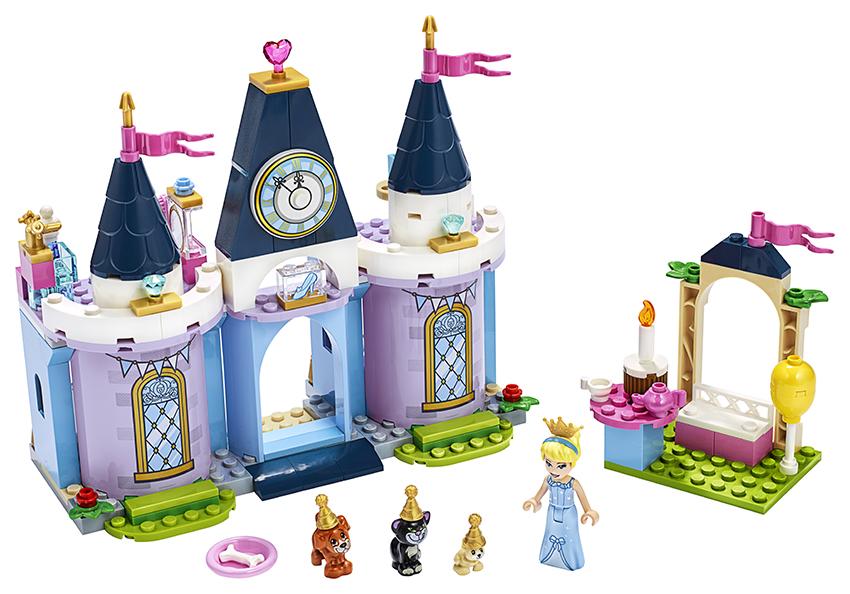 LEGO - Popoluška A Oslava Na Zámku