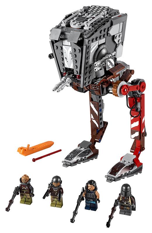 LEGO - Prieskumný Kolos At-St