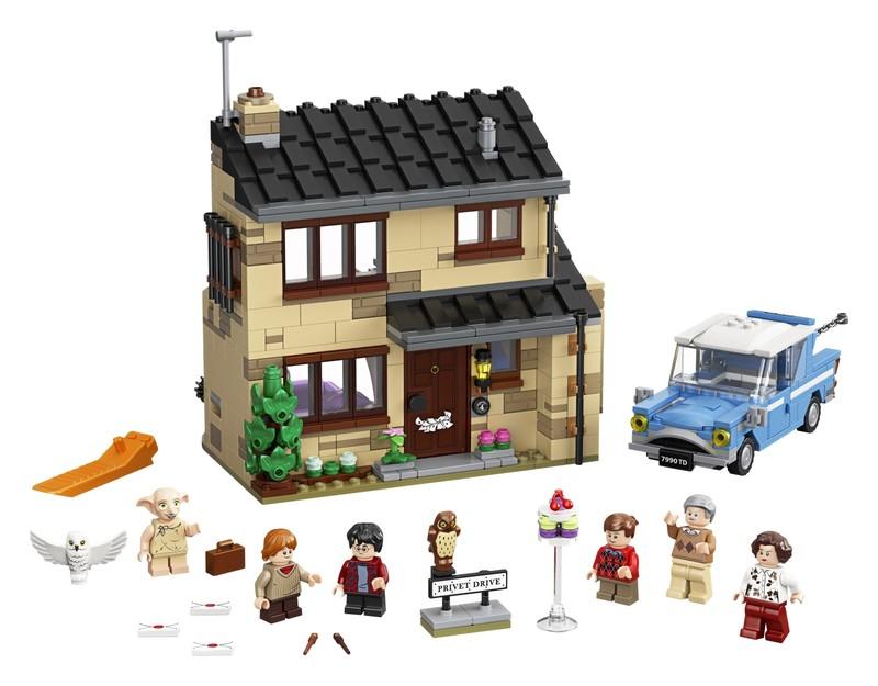 LEGO - Privátna cesta 4