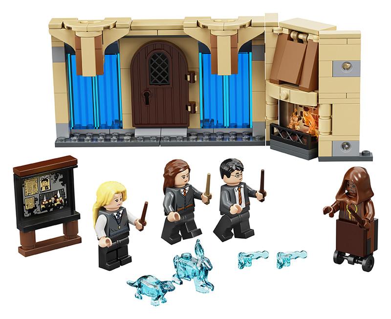 LEGO - Rokfortská núdzová miestnosť