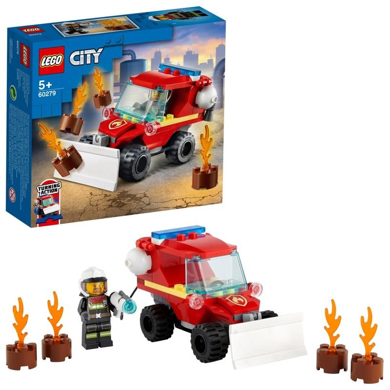 LEGO - Špeciálne hasičské zásahové vozidlo