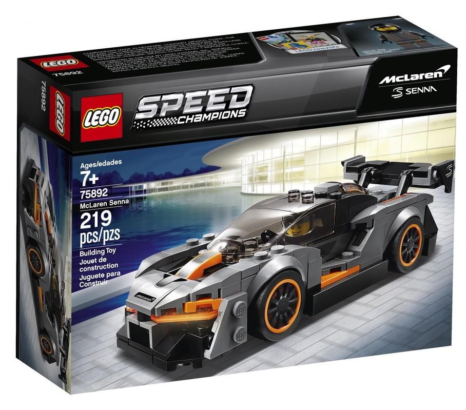 LEGO - Speed Champions 75892 McLaren Senna