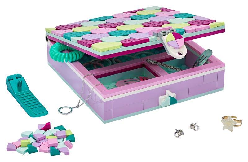 LEGO - Šperkovnica