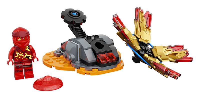 LEGO - Spinjitzov úder– Kai