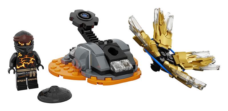 LEGO - Spinjitzu úder – Cole
