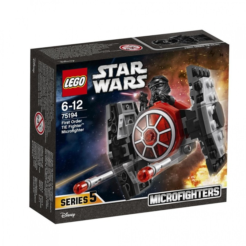 LEGO - Star Wars 75194 Mikrostíhačka TIE Prvého rádu