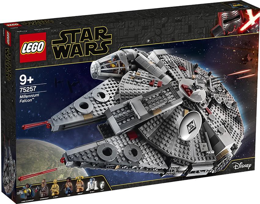 LEGO - Star Wars 75257 Millennium Falcon™