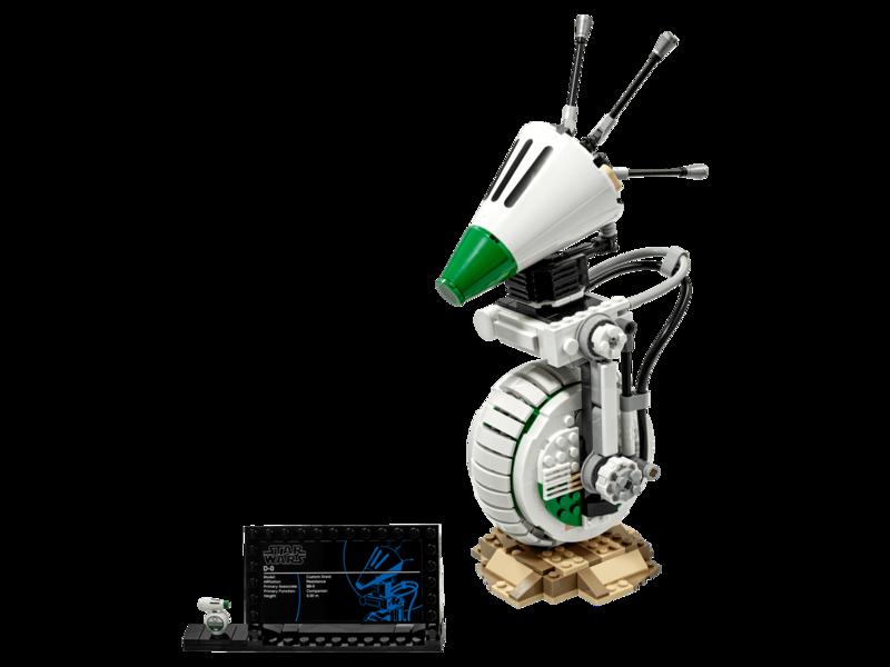 LEGO - Star Wars 75278 D-O™