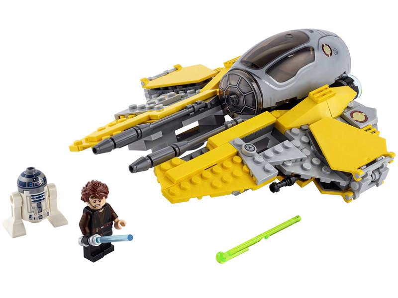 LEGO - Star Wars 75281 Anakinova jediská stíhačka