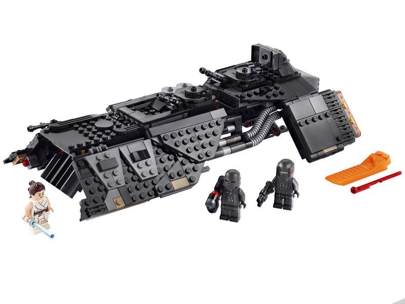 LEGO - Star Wars 75284 Prepravná loď rytierov z Renu