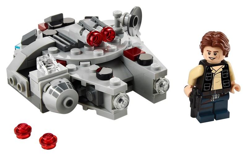 LEGO - Star Wars 75295 Mikrostíhačka Millennium Falcon™