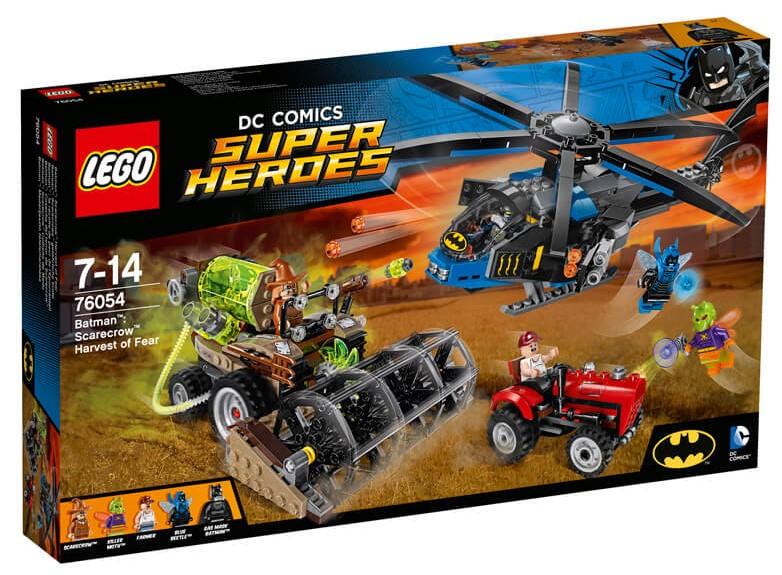 LEGO - Super Heroes 76054 Batman: Scarecrowova Žatva strachu