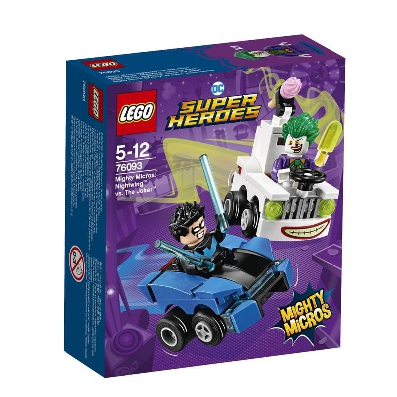 LEGO - Super Heroes 76093 Mighty Micros: Nightwing™ vs. Joker™