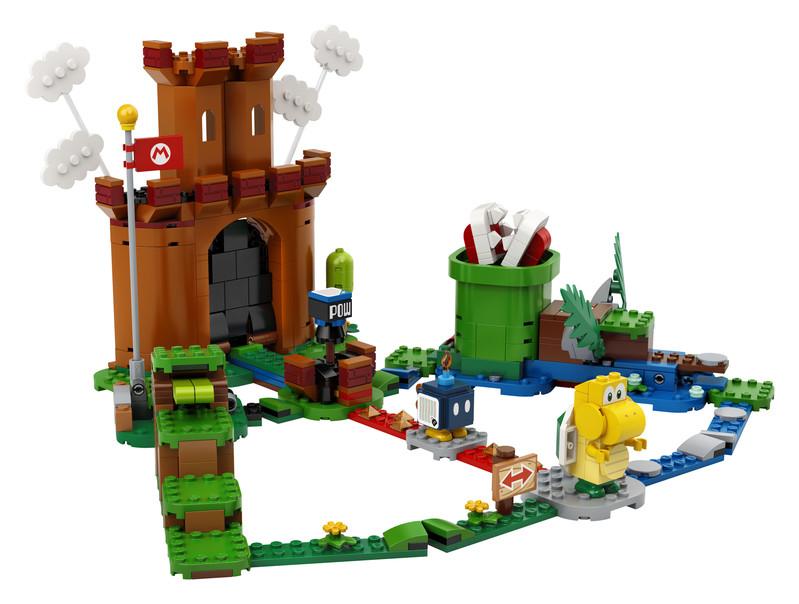 LEGO - Super Mario 71362 Útok piraňovej rastlinky