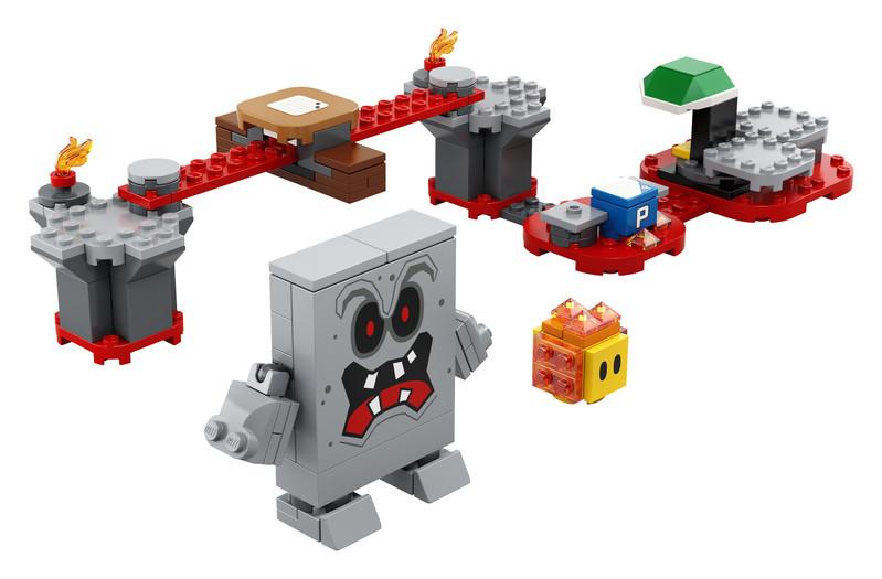 LEGO - Super Mario 71364 Problémy v pevnosti Whompov