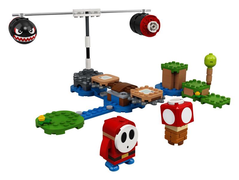 LEGO - Super Mario 71366 Streľba Billov