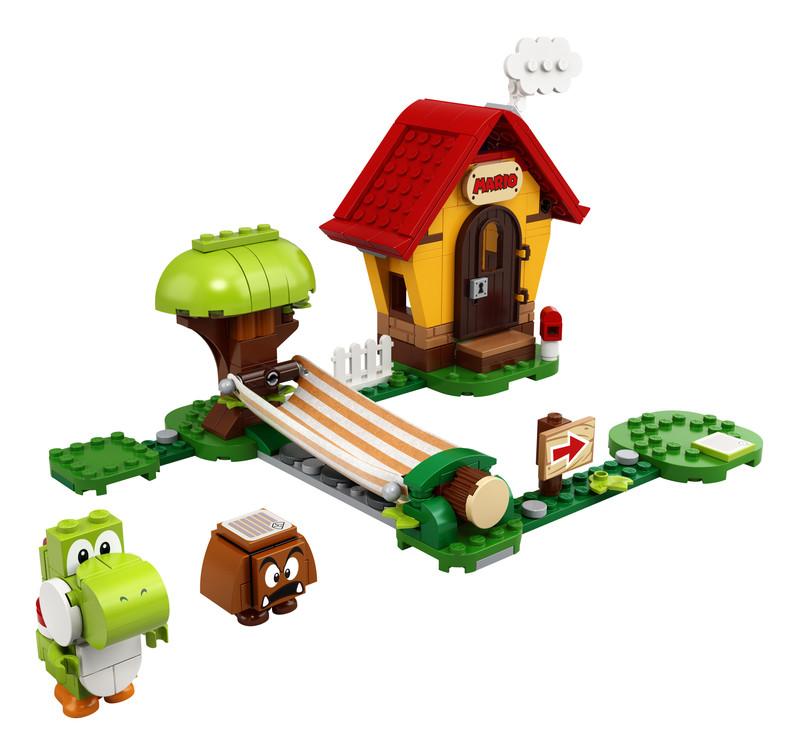LEGO - Super Mario 71367 Mariov dom a Yoshi