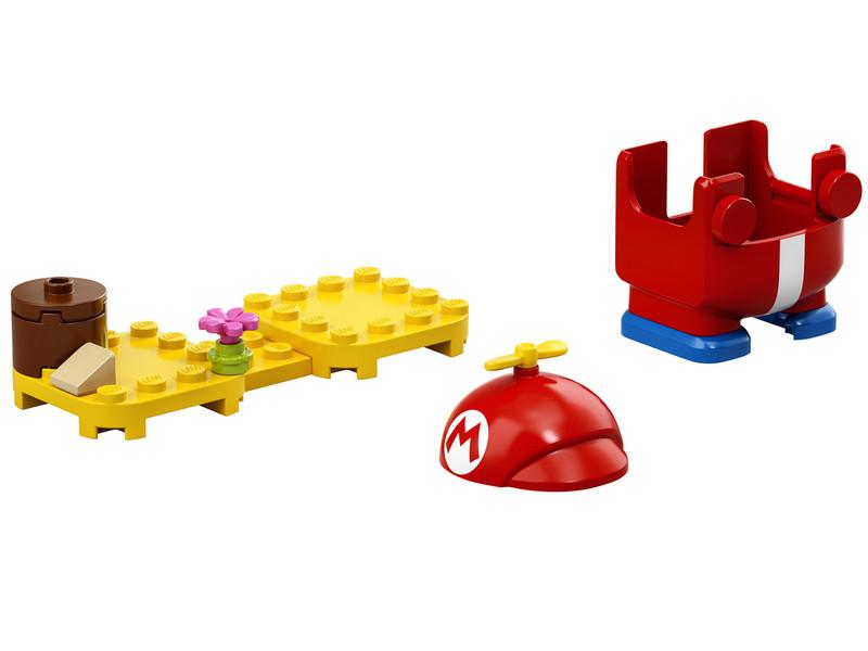 LEGO - Super Mario 71371 Lietajúci Mario