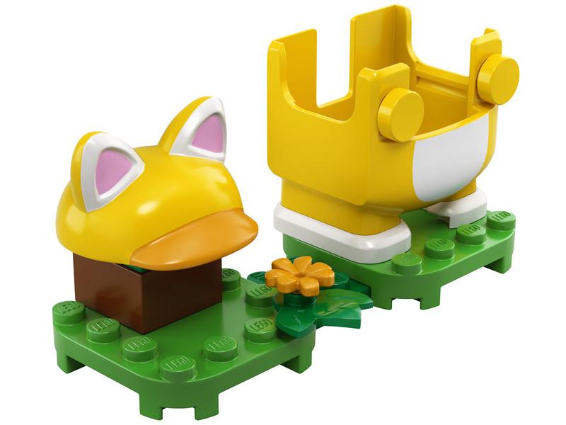 LEGO - Super Mario 71372 Kocúr Mario