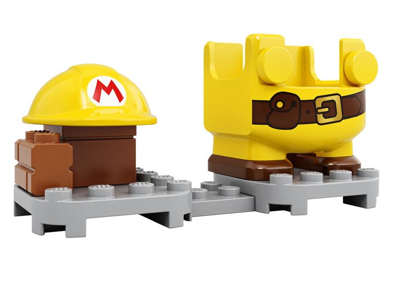 LEGO - Super Mario 71373 Staviteľ Mario