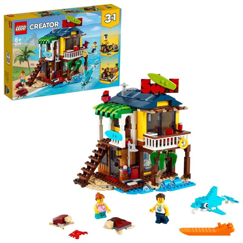 LEGO - Surferský plážový domček