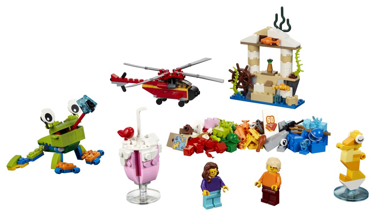 LEGO - Svetová zábava