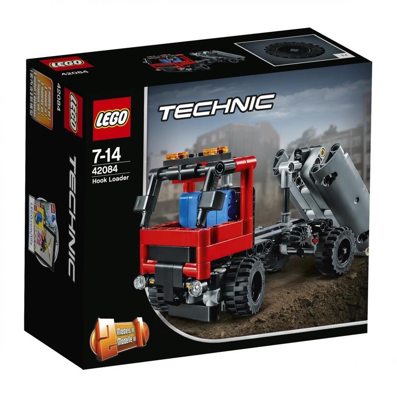 LEGO - Technic 42084 Hákový nakladač