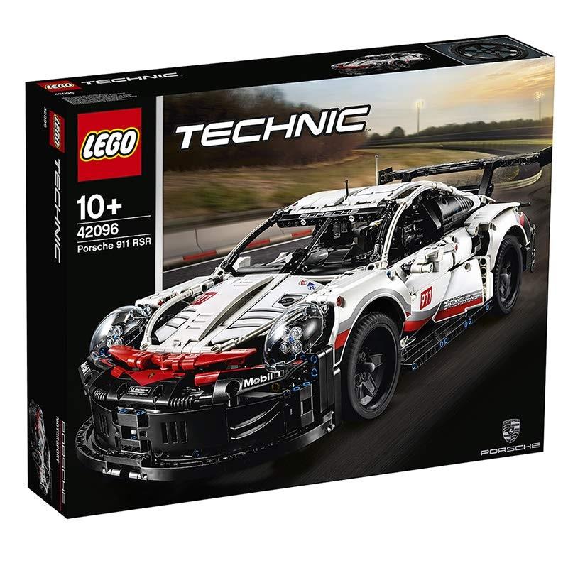 LEGO - Technic 42096 Porsche 911 RSR