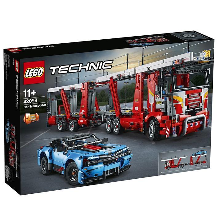 LEGO - Technic 42098 Kamión na prepravu automobilov