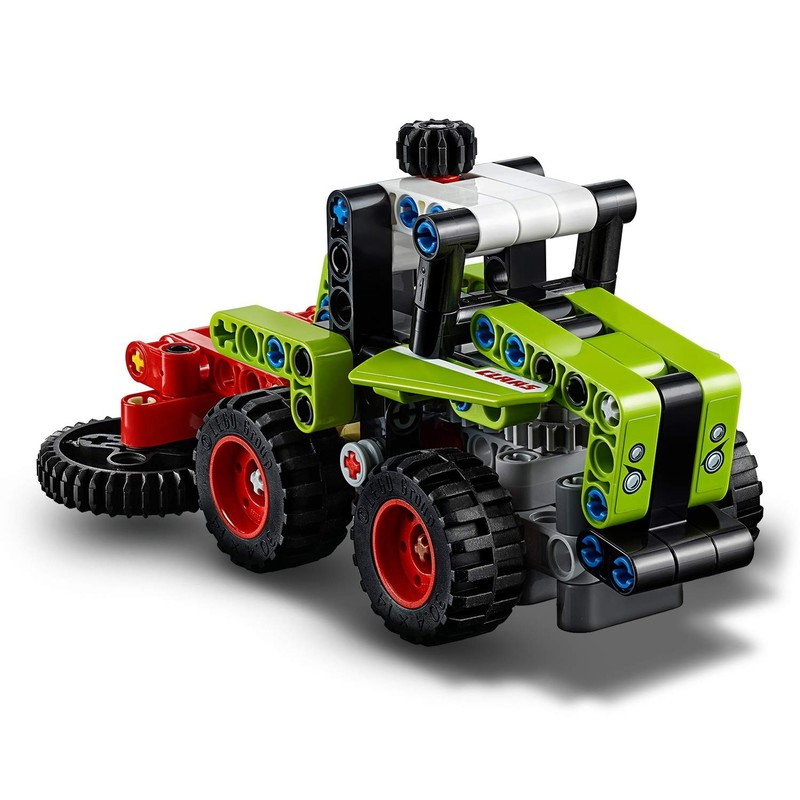 LEGO - Technic 42102 Mini CLAAS XERION