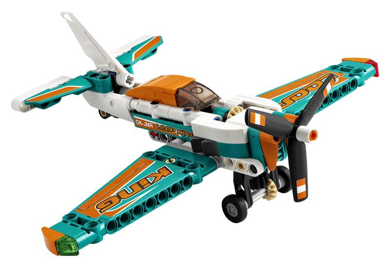 LEGO - Technic 42117 Pretekárske lietadlo