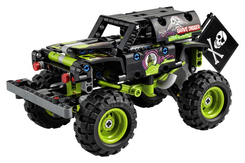 LEGO - Technic 42118 Monster Jam Grave Digger