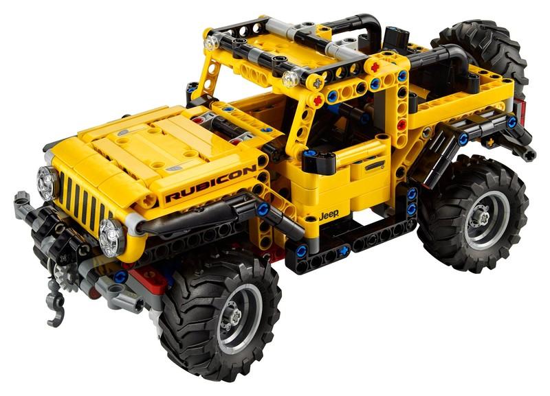 LEGO - Technic 42122 Jeep Wrangler