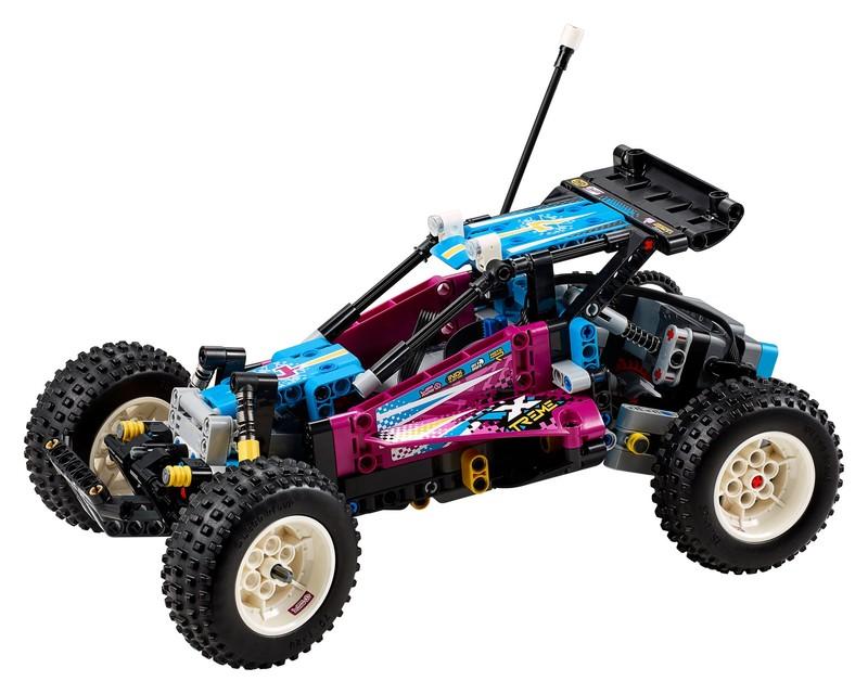LEGO - Technic 42124 Terénna bugina
