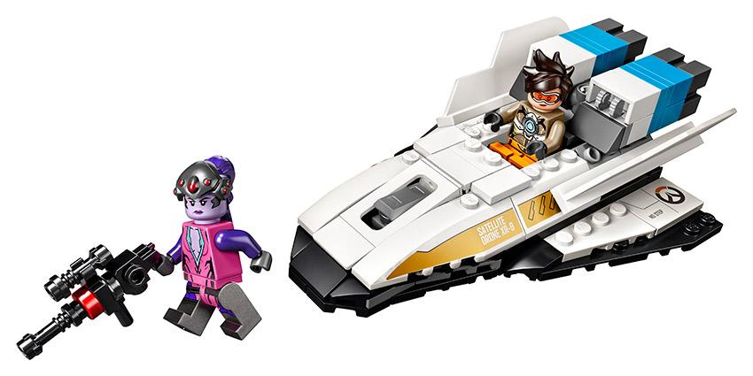 LEGO - Tracer Vs. Widowmaker