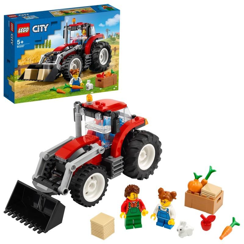 LEGO - Traktor