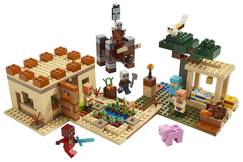 LEGO - Útok Illagerov