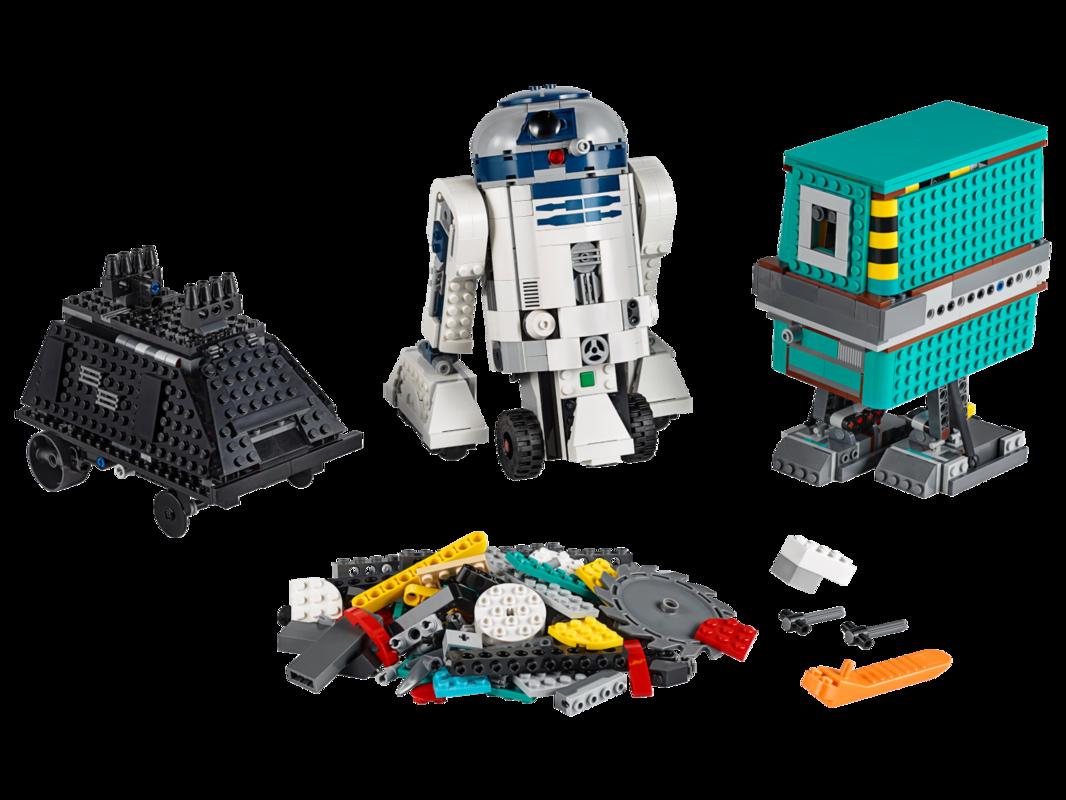LEGO - Veliteľ Droidov