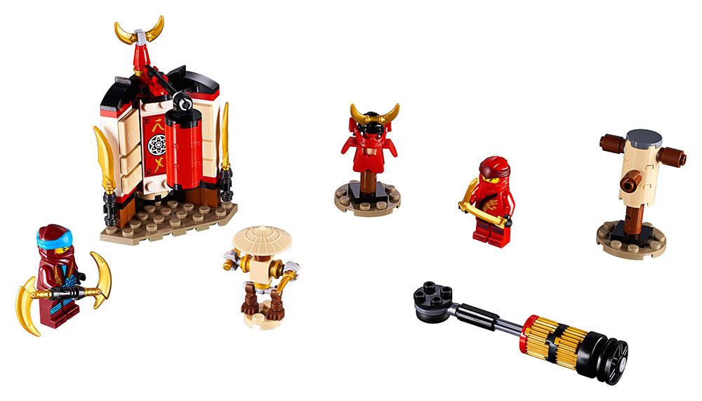 LEGO - Výcvik V Kláštore