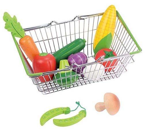 LELIN - Lelin Nákupný košík so zeleninou