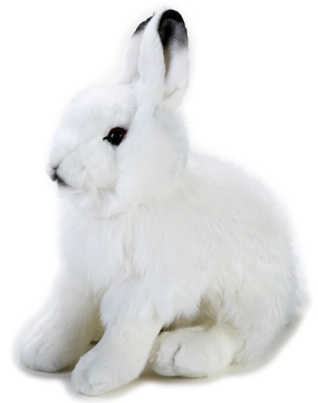 LELLY - National Geografic Polárne zvieratká 770725 Polárny zajac - 25 cm