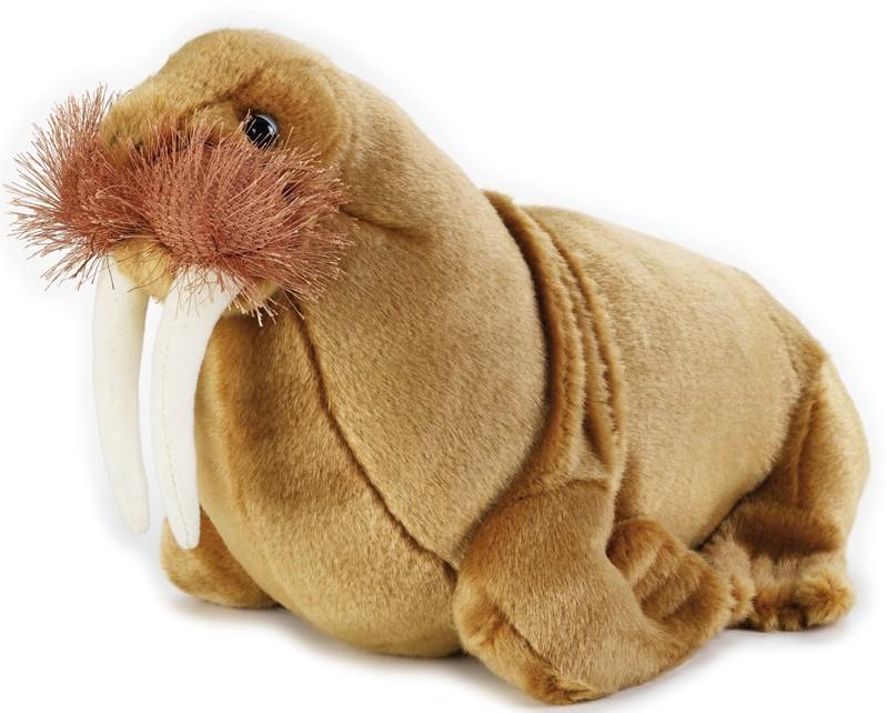 LELLY - National Geografic Polárne zvieratká 770726 Mrož ľadový - 28 cm