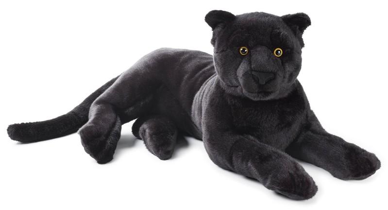 LELLY - National Geografic Veľké mačkovité šelmy 770744 Čierny panter - 65 cm