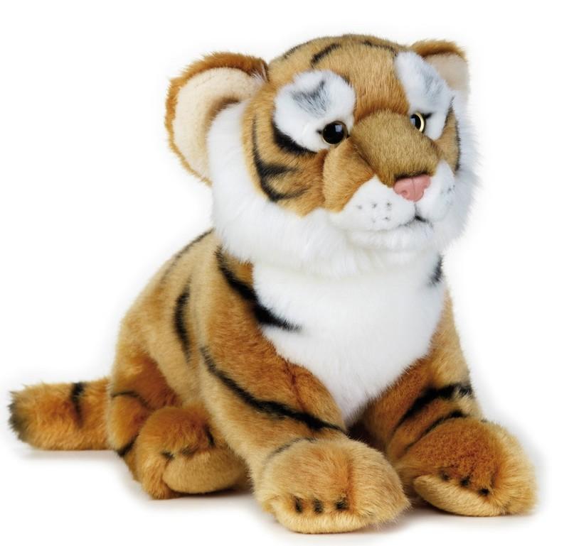 LELLY - National Geografic Veľké mačkovité šelmy 770745 Tiger - 25 cm