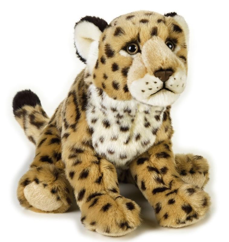 LELLY - National Geografic Veľké mačkovité šelmy 770747 Jaguár - 25 cm