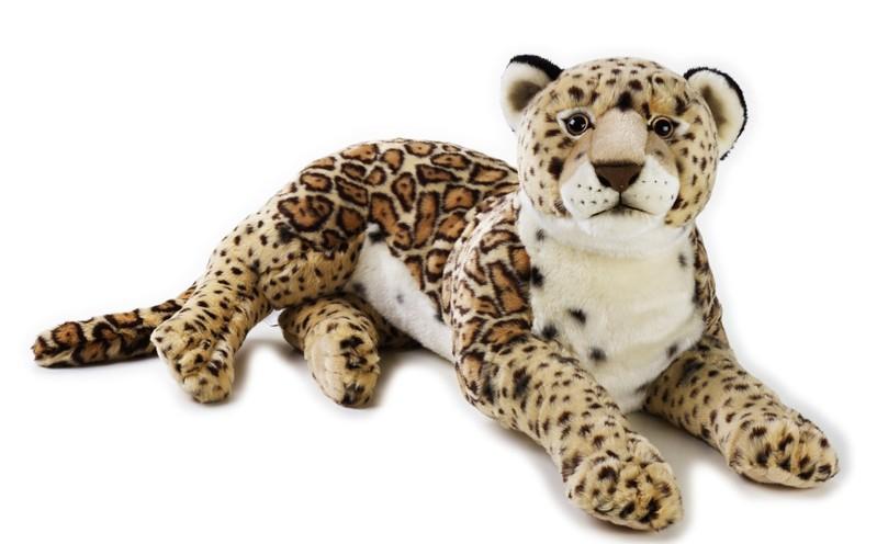 LELLY - National Geografic Veľké mačkovité šelmy 770748 Jaguár - 65 cm