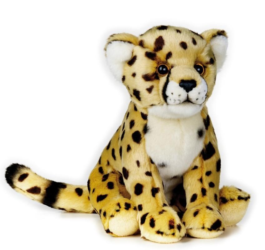 LELLY - National Geografic Veľké mačkovité šelmy 770751 Gepard - 25 cm