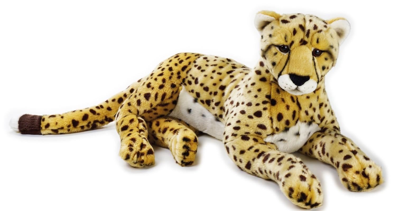 LELLY - National Geografic Veľké mačkovité šelmy 770752 Gepard - 65 cm