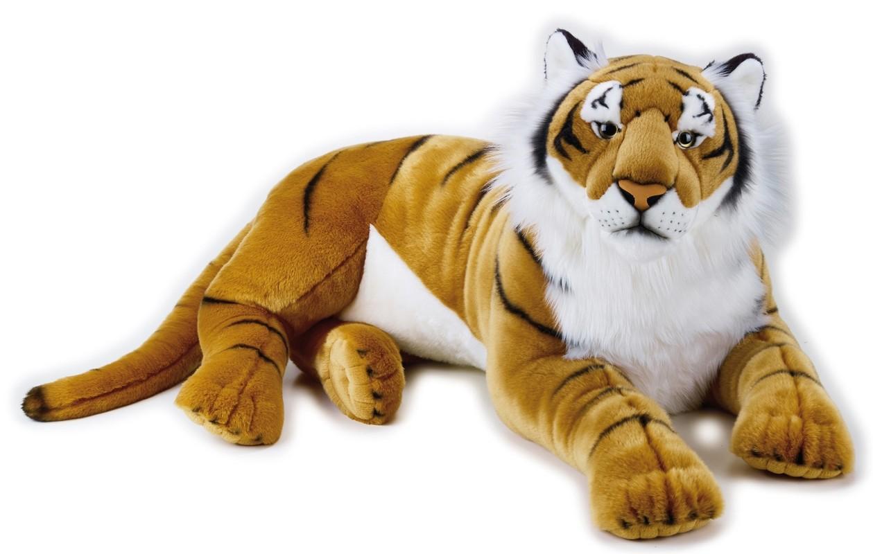 LELLY - National Geografic Veľké mačkovité šelmy 770753 Tiger - 100 cm