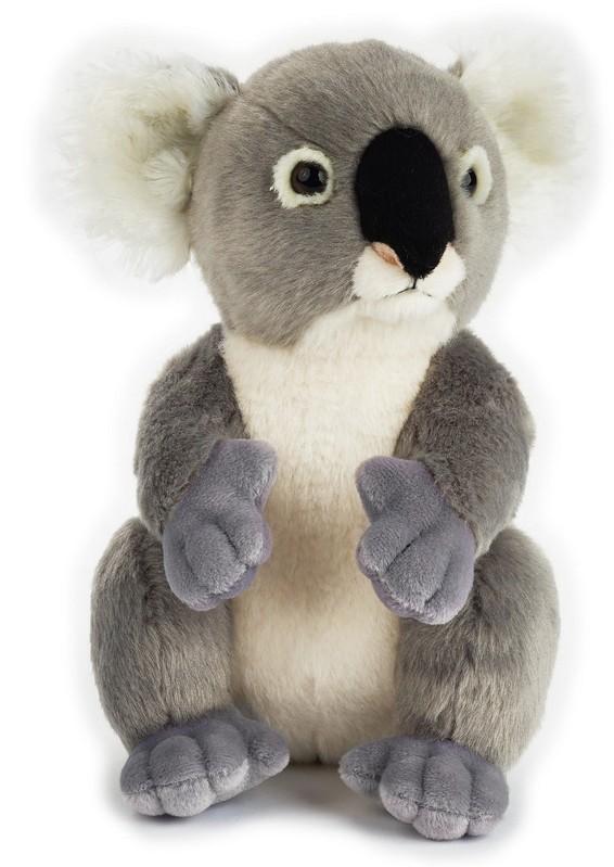 LELLY - National Geografic Základná kolekcia zvieratiek 770835 Koala - 23 cm